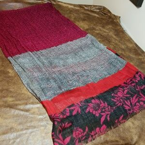 Accessories - Long printed scarf